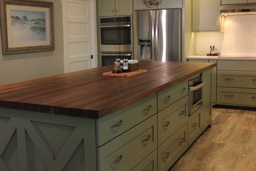 5 Misconceptions About Butcher Block Countertops   McClure Block Butcher  Block And Hardwood KItchen Counter Tops And Hardwood Kitchen Islands, Butcher  Block ...