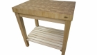 blog.mcclureblock_mapleendmaplecart-1400x933-140x80 Butcher Block Chopping Block End Grain Carts