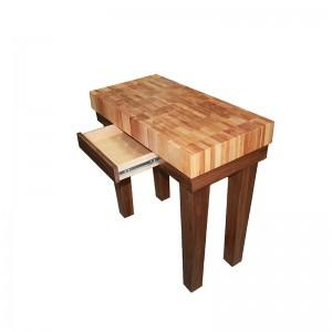 blog.mcclureblock_mapleendwalnutcart-300x300 Maple-Chopping-Block-Walnut-Base-Island-Cart