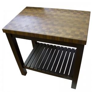 blog.mcclureblock_walnutendblackcart-300x300 Walnut-End-Grain-Butcher-Block-Cart