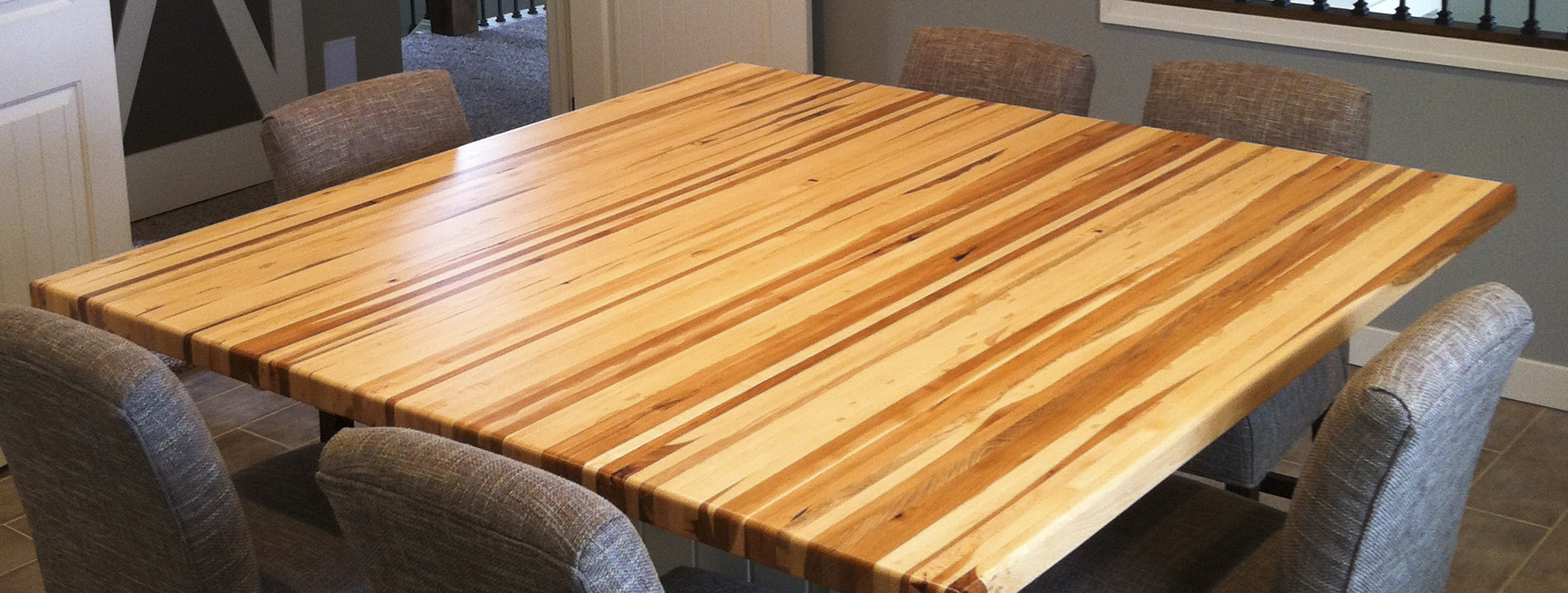 McClure Block Butcher Block And Hardwood KItchen Counter Tops And ...