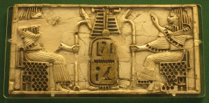 blog.mcclureblock_nimrud_ivory_egyptians-300x148 Moving Up From the Ground: A Brief History of Furniture
