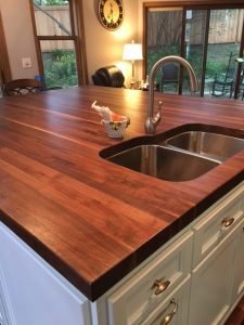 WalnutTop_3571-e1498581843813-225x300 McClure Block New Equipment in 2017 will increase capabilities For Hardwood Kitchen Island Tops