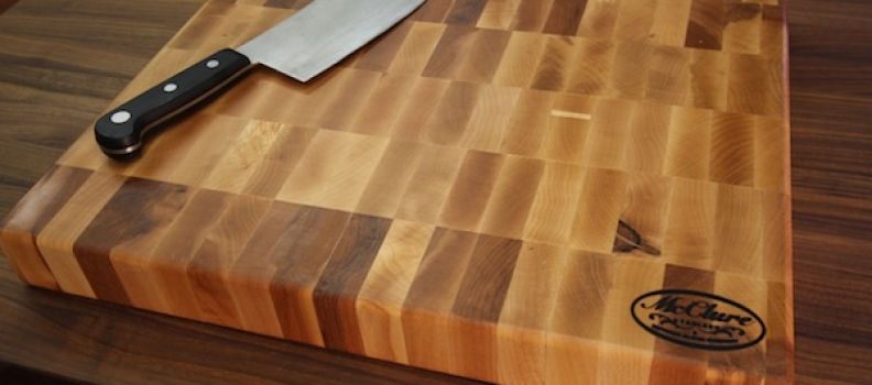 McClure Cutting Boards and Chopping Blocks: The Perfect Kitchen Wedding Gifts