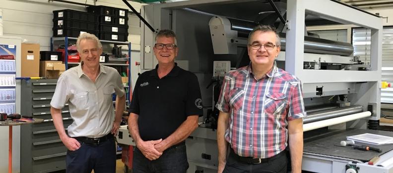 McClure Block New Equipment in 2017 will increase capabilities For Hardwood Kitchen Island Tops