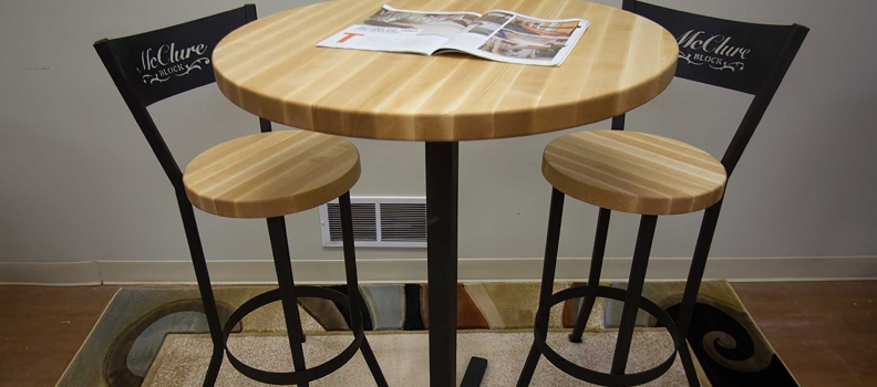 Dine In Style With McClure's Beautiful Handcrafted Dining Tables
