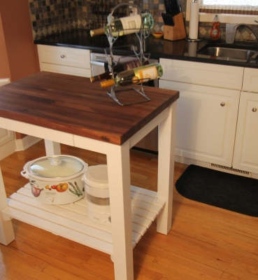 Butcher Block Furniture