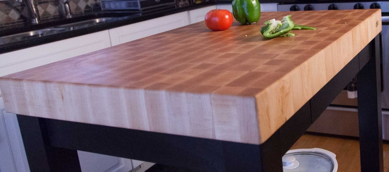 Best Uses For a Butcher Block Kitchen Island or Gathering Table