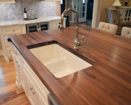 McClure Tables Premium Hardwood Wood Fusion